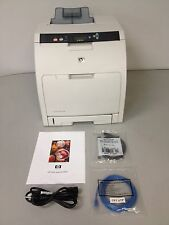HP Color LaserJet 3600N Workgroup Laser Printer (30day refurb) with NEW toners
