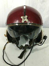 Vintage Gentex US Military Helicopter Pilots Flight Helmet