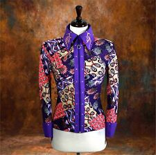 3X-LARGE Showmanship Pleasure Horsemanship Show Jacket Shirt Rodeo Queen Western