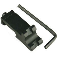 One Slot 45 Degree Picatinny Rail Offset Side Mount For Light Scope Laser