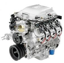 Supercharged GM LSA Marine/Automotive Long Block