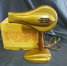 Antique vintage Eskimo Hair dryer beauty shop