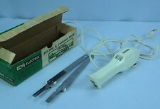 VTG - Electrix Corded Electric Slicing & Carving Knife in Box, USA Made #G4