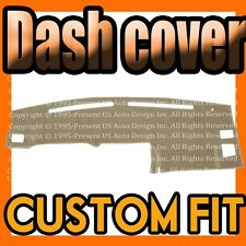 Fits 2006-2008 HUMMER H3  DASH COVER MAT DASHBOARD PAD /  BEIGE