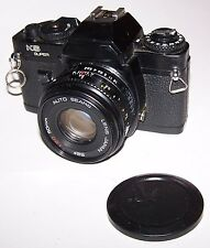 Vintage SEARS KS SUPER 35mm SLR Camera with 1:2.0 50mm Auto Lens