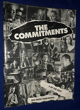 The Commitments - 5 Of The Best  Sheet Music Book EMI 9317078329331
