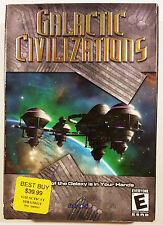 Galactic Civilizations (PC, 2003)