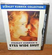 Eyes Wide Shut Dvd 2001 Tom Cruise - Nicole Kidman Brand New!