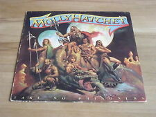 LP   MOLLY HATCHET  -  TAKE NO PRISONERS      EPIC   RECORDS