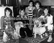 """Bay City Rollers 10"""" x 8"""" Photograph no 20"""