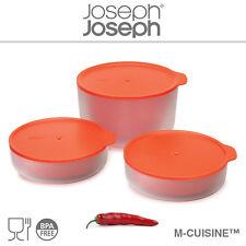 Joseph Joseph - M-Cuisine™ Bowl Mikrowellenschale Set