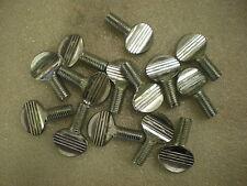 Thumb Screws M10 x 20 BZP. 2 x Pack