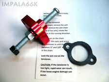 RED MANUAL CAM CHAIN TENSIONER 2002-2007 CRF450R CRF450X CRF450 CRF 450 T13