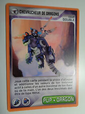 CARTE INVIZIMALS N° 226 CHEVAUCHEUR DE DRAGON NOUVELLE ALLIANCE NEUF