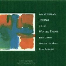 "AMSTERDAM STRING TRIO ""WINTER THEME""  CD NEU"