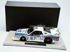 TOP MARQUES Lancia Beta Montecarlo Turbo Le Mans 1981 #67 1/18 New! In Stock!