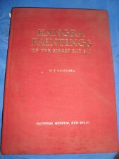 Old Vintage Hard Bound Kangra Paintings Book from India 1966