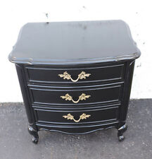 Painted Nightstand End Table Side Table by Dixie  7527