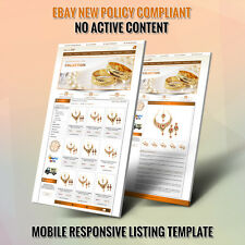 Attractive eBay Store Templates and Listing Auction HTML Templates- Free Setup