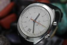 C. 1969 Vintage OMEGA Chronostop Cal. 920 146.010 Stainless Steel Driver's Watch