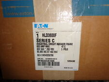 BRAND NEW IN BOX CUTLER HAMMER EATON HLD3600F FRAME