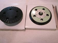 "Lot of 2 Ingersoll Rand 49096-1 Snap On BFS50  Vinyl 5"" Adhesive Sanding Pads"