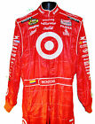 JP MONTOYA NASCAR TARGET CREW SUIT WITH HIS NAME ON THE BELT NOT F1 OR INDY