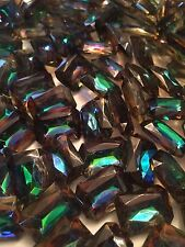 Vintage Lot Of 125 Loose Juliana Style Watermelon Rhinestones 17mm x 12mm