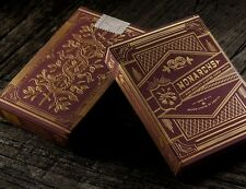 FIRST EDITION: Red Monarchs Playing Cards