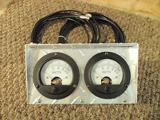 Bird 43 Thruline Watt Meter Dual Meter / RMS / New Diamond Plate