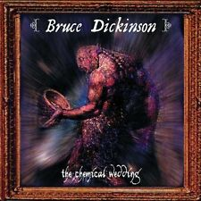 BRUCE DICKINSON - THE CHEMICAL WEDDING (New & Sealed) CD Iron Maiden