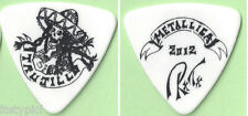 Metallica Robert Trujillo 2012 Tour Bass Guitar Pick