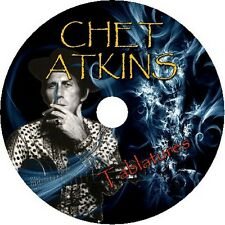 CHET ATKINS FINGERSTYLE GUITAR TABS TABLATURE SOFTWARE CD BEST OF GREATEST HITS