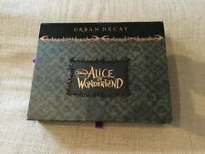 Urban Decay Alice in Wonderland limited Book of shadows