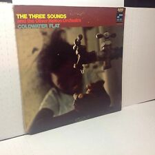 THREE SOUNDS -Coldwater Flat ~BLUE NOTE 84285 {nm org} wOliver Nelson  VERY RARE