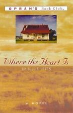 Where the Heart isWHERE THE HEART IS by Letts, Billie Author on Feb-01-1999 Ha