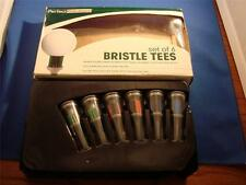 Set of 6 Bristle Tees by Perfect Solutions BRAND NEW