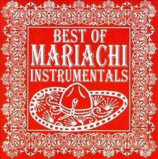 Best of Mariachi Instrumentals Mariachi Real De San Diego Music-Good Condition