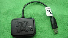 USED BAND GUITAR DRUM HERO WIRELESS DONGLE CONTROLLER / RECEIVER FOR PS3