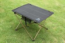 Folding Table Desk Camping Outdoor Picnic Party 7075 Aluminium Alloy Portable
