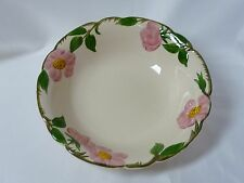 """Franciscan Desert Rose Round Vegetable Bowl 8"""" Made in the USA California"""