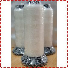Birch Clear Transparent Thread - Monofilament Overlocking Invisible 3 Spools