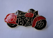 ZPs Biker Motorcycle Motorbike Enamel Pin Badge