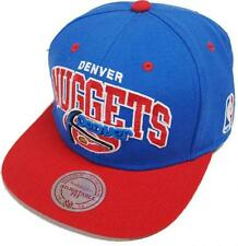Mitchell & Ness Denver Nuggets Team Arch NA80Z Snapback Cap Kappe Basecaps NBA
