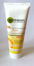 """Garnier"" Skin Naturals Even Pure Lemon Essence Instant Radiance Scrub -100ml"