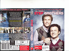 Step Brothers-2008- Will Ferrell-Movie-DVD