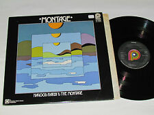 HAGOOD HARDY & THE MONTAGE Self-Titled LP 1979 Pickwick Canada Vinyl VG+/VG Jazz