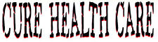 Cure Health Care - Magnetic Small Health Reform Bumper Sticker / Decal Magnet