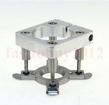 Diam 90mm Steel Automatic Fixture Clamp Plate Device for CNC 4.5KW Spindle Motor