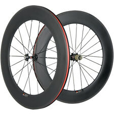 UD Matte Touring Bicycle Wheelset 88mm Carbon Clincher Wheels 23mm Cycle Wheel